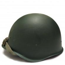 Каска шлем СШ-40 в среднем состоянии