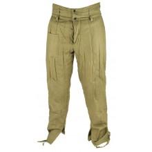 Ватные штаны шаровары к телогрейке