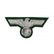 Орёл на фуражку пилотку офицера Вермахта 1937