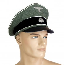 Фуражка офицера пехоты СС мягкая