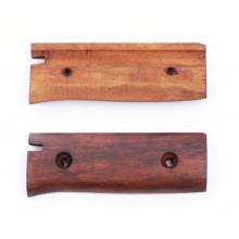 Щечки (накладки) к штыку 98k деревянные