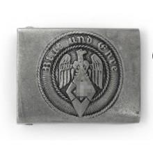 Пряжка ГЮ алюминиевая (HJ)