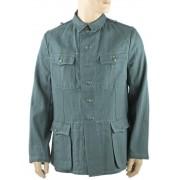 Куртка летняя рабочая китель Дриллихь 1942-45