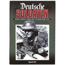 Книга: Немецкие солдаты (A. Sáiz)