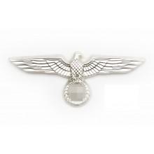 Орёл металл на фуражку офицера Вермахта