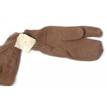 Перчатки трёхпалые СССР
