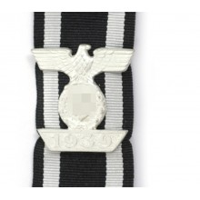Лента Железного Креста 2 класса со шпангой