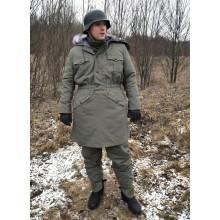 Парка/анорак СС Харьков серый мех