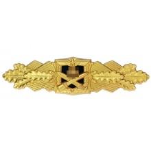 Планка шпанга за ближний бой (золото)