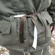 Лента пояс к зимним курткам