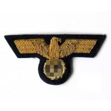 Орёл на фуражку пилотку офицера Кригсмарине