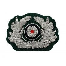 Кокарда капуста на фуражку офицера Вермахта 1937