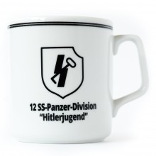 Кружка 12-й дивизии СС Гитлерюгенд 330 мл