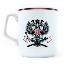 Кружка сапёры Русской Императорской Армии 330 мл