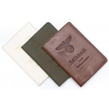 Чехол для паспорта обложка Зольдбух с орлом