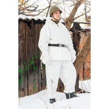Белый зимний маскхалат костюм РККА СССР